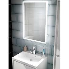 hib vega 50cm bathroom mirror with a