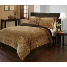 animal print bedding cheetah comforter