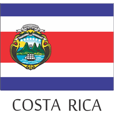 Costa Rica Hh Sticker Decal Flags N Gadgets