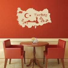 Turkey Decal Style And Apply