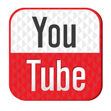 Youtube rubber icon - Transparent PNG & SVG vector file