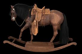the ultimate rocking horse western