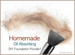 homemade makeup powder foundation for