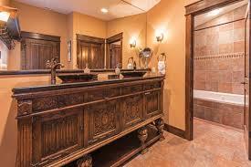 bathroom 2 double sinks in bathroom