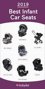 7 best infant car seats of 2020