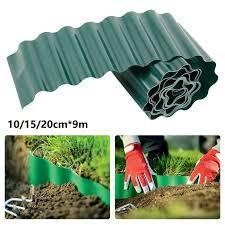 Plastic Garden Grass Lawn Edge Edging Border Fence Wall Driveway Roll Path Lazada Ph