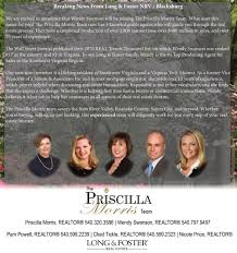 The Priscilla Morris Team - Blacksburg, Virginia   Facebook