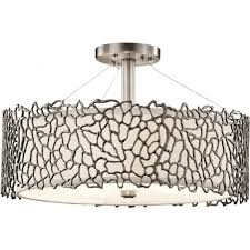 ceiling light for high or low ceilings