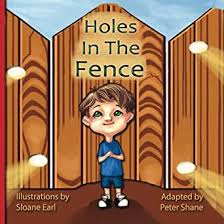 Holes In The Fence By Peter Shane Ebook Shane Peter Earl Sloane Amazon Co Uk Kindle Store