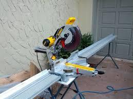 The Dws780 Dewalt S New 12 In Slider Thisiscarpentry