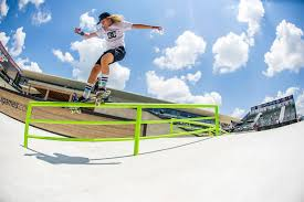 Alana Smith Is Fearless | SLS - Street League Skateboarding
