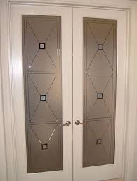 interior glass doors with obscure
