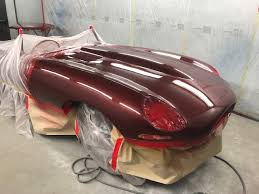 opalescent maroon paint color