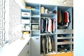 budget walk in closet matthewhome co