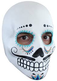 mens day of the dead makeup 2020 ideas