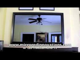 samsung led transition mirror tv you