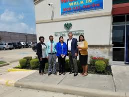 Thank you Dr. Hina Azam for the tour of... - Houston City Council Member  Mike Knox, At-Large 1 | Facebook