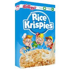 calories in kellogg s rice krispies