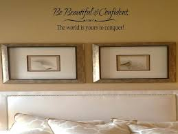 Be Beautiful And Confident Wall Decal
