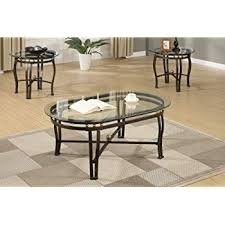 3pcs coffee table set cocktail table