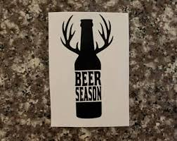 Hunting Cooler Decal Etsy