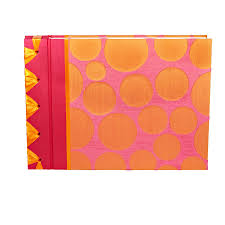 The Priscilla Album from Priscilla Foster Handmade Books Classic self-mount  album with raw silk or your client's fabric for co… | Handmade books, Album  diy, Fabric