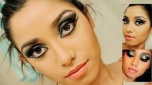 arabic eye makeup stani indian