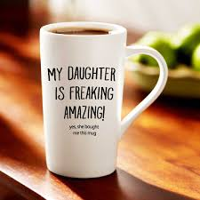 Mug Decals Funny Gift For Dad Mug Gift From Daughter To Father Best Dad Ever Awesome Dad Mom Gift From Daughter Vinyl Sticker Wall Stickers Aliexpress