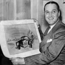 Preston Tucker (September 21, 1903 — February 26, 1956), American designer,  entrepreneur | World Biographical Encyclopedia