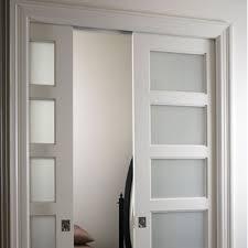 interior pocket door a combination of