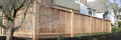 Wood Vs Plastic Lattice Woodway Products