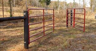 How To Hang A Farm Gate Fence 11 Steps With Pictures Instructables