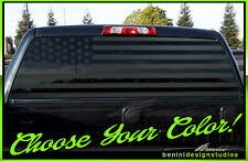 American Car And Truck Decals And Stickers For Sale Ebay