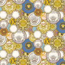 decorative plates by versace multi