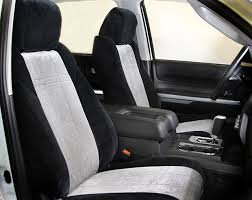 caltrend custom seat cover install on