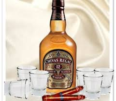 chivas cigars gift her send