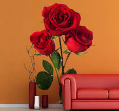 Flower Wall Decals For You Tenstickers