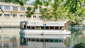 newly renovated glass bottom boat