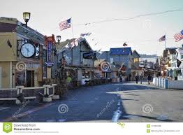 Morning At Old Fisherman`s Wharf In ...