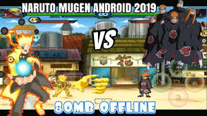 Naruto Shippuden MUGEN ANDROID NEW UPDATE 2019 {DOWNLOAD} - YouTube