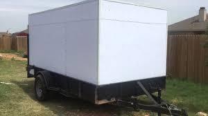 homemade cargo trailer 4 you