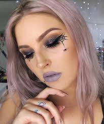 realistic spider makeup by shaaanxo