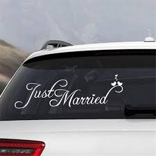 Wedding Stickers Cars Online Shopping Buy Wedding Stickers Cars At Dhgate Com