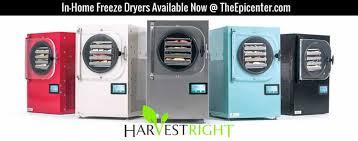 harvest right freeze dryer videos