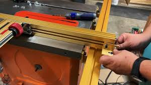 Diy How To Install The Incra Ts Ls Positioner On The Ridgid R4512 Table Saw Diy