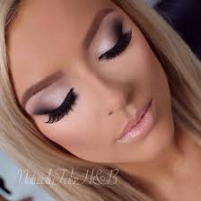 ideas for eye makeup styles with prom