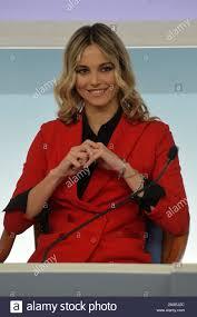 Roma, Italia. 21st Nov, 2019. Tv Presenter Francesca Fialdini Rome ...