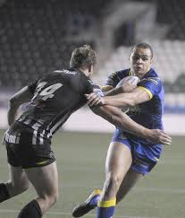 Warrington's Luis Johnson eager for further first-team action ...