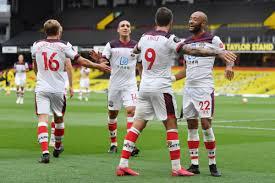 Саутгемптон» обыграл «Уотфорд» в матче АПЛ: Английский футбол ...