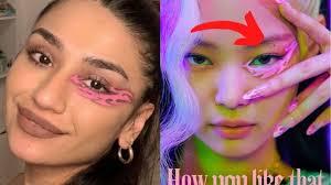 accuses blackpink makeup artist maeng